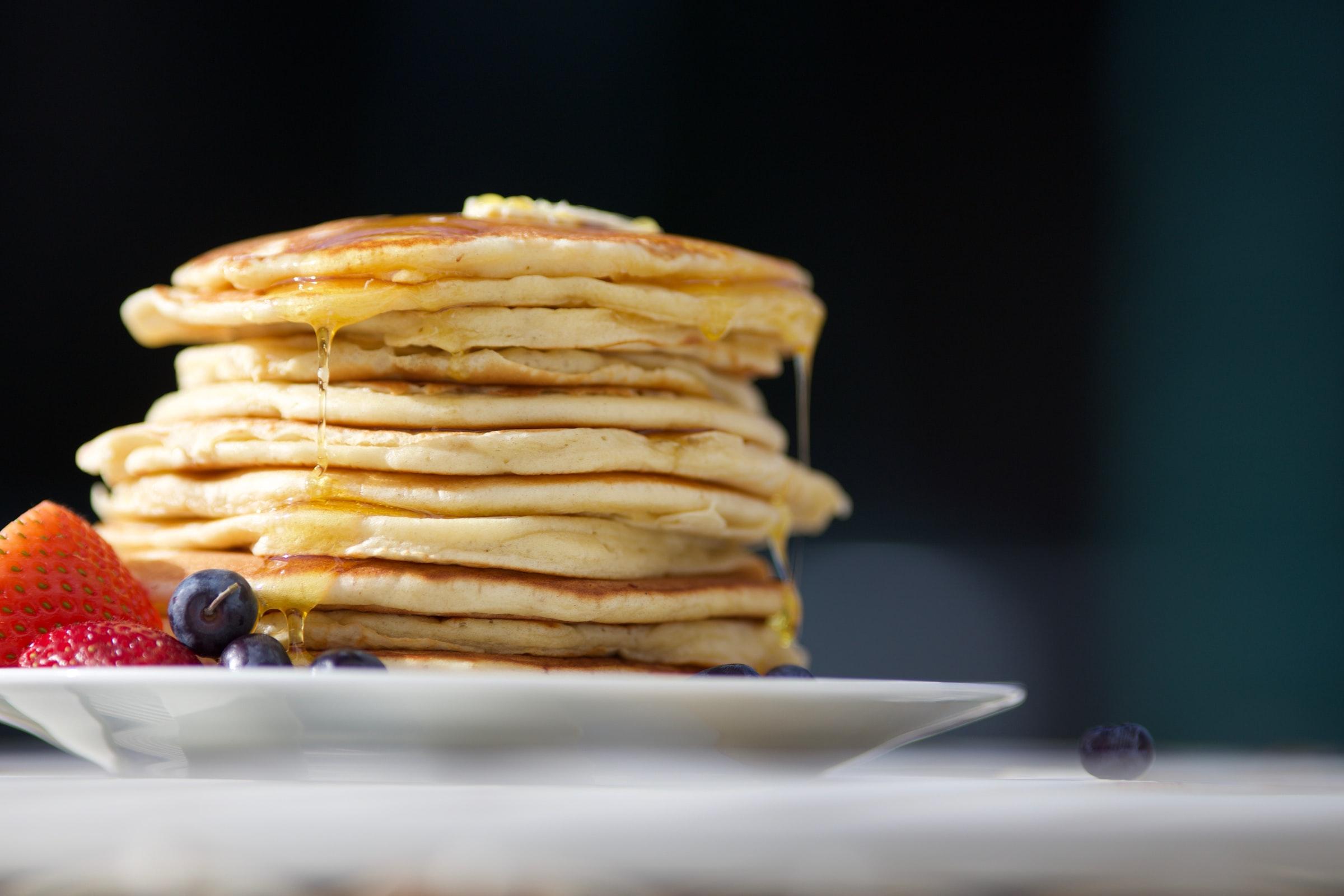Thermomix pancake recipe